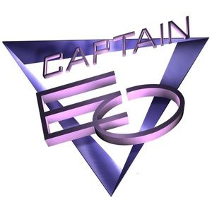 RARE DISNEY CAPTAIN EO SHIRT!